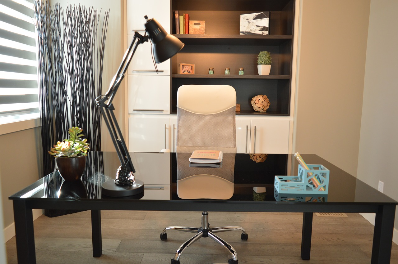 A Complete List of Items for Establishing Home Workspace