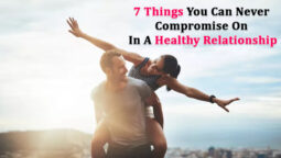you Can Never Compromise On In A Healthy Relationship