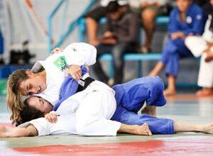 Five Health Benefits of Doing Judo