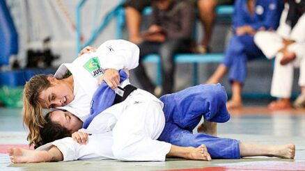 Five Health Benefits of Doing Judo