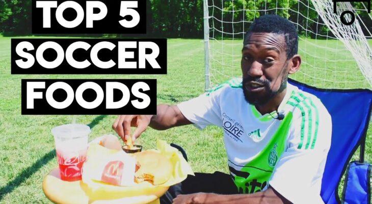 footballer diet