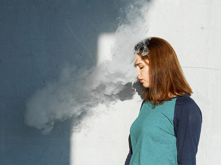 Research Recommends Vaping Is Bad for Your Heart and Lungs
