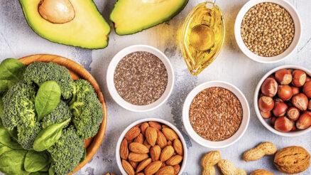 Keep Cholesterol Low & Stay High on Good Health