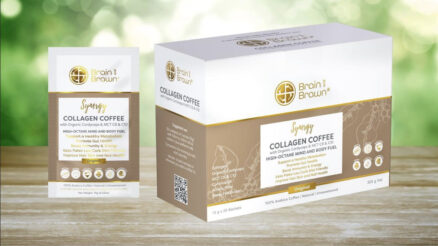 Brain and Brawn Unveils Cordyceps and MCT Health and Wellness Product Line